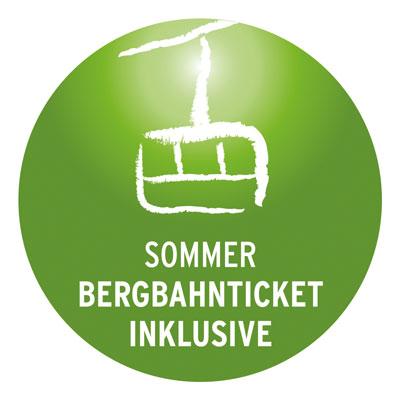 Sommer Bergbahn Inklusive